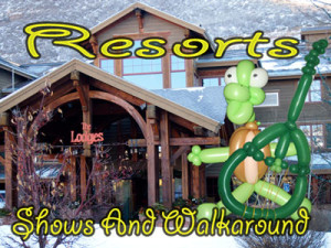 Vermont Resort Shows