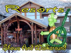 Vermont Resort Shows